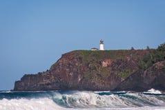 Kilauea Lighthouse Kauai, Hawaii Royalty Free Stock Image