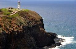 Kilauea lighthouse Royalty Free Stock Photo