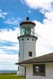 Kilauea Lighthouse, Kauai Stock Photos