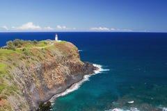 Kilauea Lighthouse Royalty Free Stock Photos