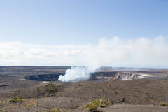 Kilauea vulkan royaltyfri fotografi