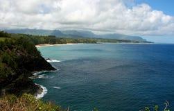 Kilauea Wildlife Refuge Royalty Free Stock Photography