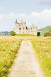 Kilchurn城堡 库存照片