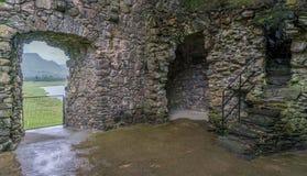 Kilchurn Castle, καταστροφές κοντά στο δέο λιμνών, Argyll και Bute, Σκωτία Στοκ φωτογραφίες με δικαίωμα ελεύθερης χρήσης