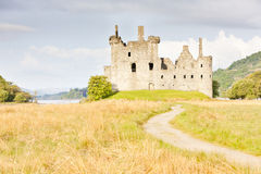 Kilchurn Castle Royalty Free Stock Photos