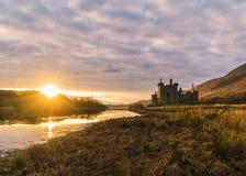 Kilchurn Castle Στοκ φωτογραφίες με δικαίωμα ελεύθερης χρήσης