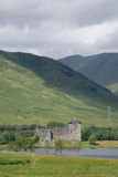 Kilchurn Castle, Loch Awe, Argyll and Bute, Scotland Royalty Free Stock Photos
