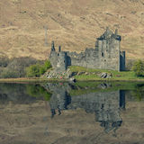 Kilchurn Castle Royalty Free Stock Image