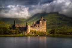 Kilchurn Castle Royalty Free Stock Images