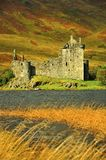 Kilchurn castle, Argyll, Scotland royalty free stock photography