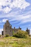 Kilchurn Castle Scottish Ruin Royalty Free Stock Photo