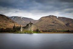 Kilchurn Castle Stock Photography
