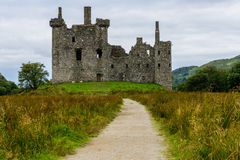 Kilchurn Castle, Σκωτία, UK Στοκ Εικόνες