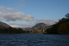Kilchurn kasztel, Loch respekt, Szkocja Fotografia Stock