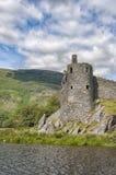Kilchurn kasztelu wieżyczka obrazy stock
