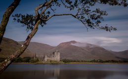 Kilchurn-Schloss Schottland lizenzfreies stockfoto