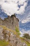 Kilchurn slott i Skottland Arkivfoton