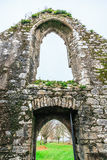 KILCREA, IRELAND - NOVEMBER 28: Kilcrea Friary on November 28, 2012 in Co.Cork, Ireland Royalty Free Stock Photography