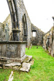 KILCREA, IRLANDE - 28 NOVEMBRE : Monastère de Kilcrea le 28 novembre 2012 dans la Co Liège, Irlande Image stock