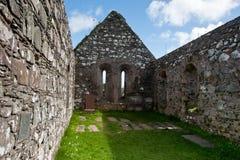 Kildalton church Royalty Free Stock Image