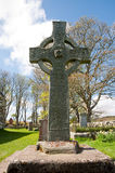 Kildalton cross Stock Photography