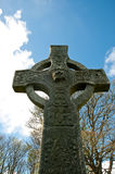 Kildalton cross Royalty Free Stock Photography