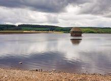 Kildare water reservoir Stock Image