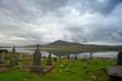 Kildownet Cemetery Stock Photography