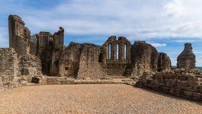 Kildrummy-Schloss bleibt britisches Schottland Stockfotos