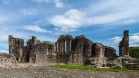 Kildrummy-Schloss ruiniert britisches Schottland Stockbild