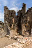 Kildrummy-Schloss-Wärter Tower Ruins Stockfotografie