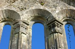 Kilfenora Cathedral. In the heart of the Burren, County Clare, Ireland Stock Image