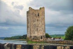 Kilgobbin Castle, in County Cork, Ireland Stock Images