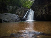 Kilgore Falls in Maryland stock image