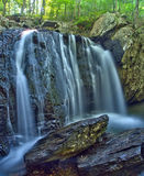 Kilgore Falls in Rocks State Park, Maryland royalty free stock photos