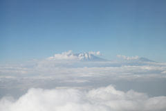 Kili top Stock Photo
