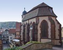 Kilianskapelle in Wertheim am Main Royalty Free Stock Image