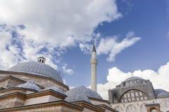 Kilic阿里・帕夏・塔帕雷奈清真寺和Hamam (土耳其浴),伊斯坦布尔,土耳其 免版税库存照片