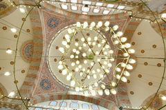The Kilic Ali Pasha Mosque Royalty Free Stock Image