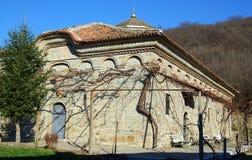 Kilifarevo monastery near veliko tarnovo Stock Photo