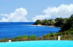 Kilifi coast Stock Image