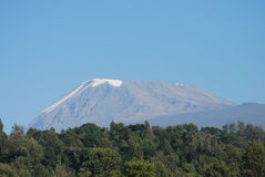 Kilimanjaro photographie stock