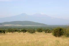 Kilimanjaro Fotografía de archivo libre de regalías