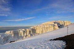 Kilimanjaro Immagine Stock Libera da Diritti