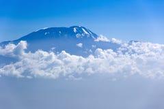 kilimanjaro lizenzfreie stockbilder