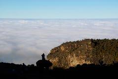 kilimanjaro Стоковое фото RF