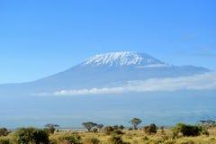 Kilimanjaro mountain Stock Photos