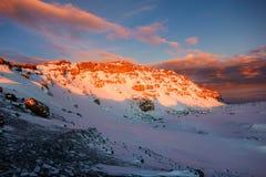 Kilimanjaro Sunrise Stock Photos