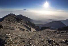 Kilimanjaro views. Royalty Free Stock Image