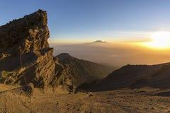 Kilimanjaro views. Royalty Free Stock Photography